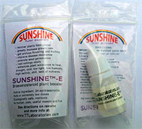 Plant Growth Hormones, SUNSHINE line of products