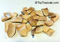 Entandrophragma caudatum, Mountain Mahogany, Half-peeled Banana  Click to see full-size image