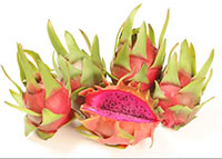 Hylocereus sp. - Cosmic Charlie Pitaya, Dragon Fruit   Click to see full-size image