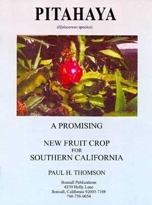 Pitaya Dragon Fruit Toptropicals Com