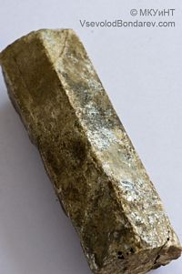 Берилл, Островной силикат  Click to see full-size image