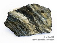 Асбест, Разновидность тремолитаClick to see full-size image