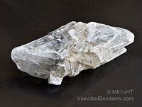 Гипс, Марьино стекло (прозрачные монокристаллы), Селенит, Алебастр  Click to see full-size image