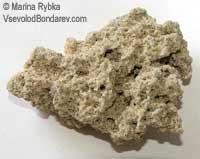 Песчаник, Осадочная горная породаClick to see full-size image