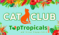 Donation for Cats - TopTropicals Cat Club  Click to see full-size image