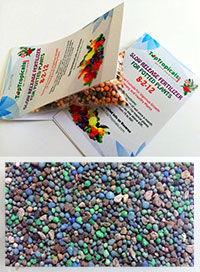 TopTropicals Smart Release Fertilizer, sample  Click to see full-size image