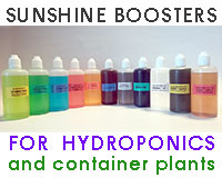 SUNSHINE Advanced Nutrition Booster Kit - pack of 11  Click to see full-size image