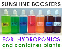 SUNSHINE Combo - Complete Nutrition Booster Kit - 100 ml each, pack of 7  Click to see full-size image