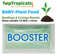 Baby-Plant Food - Seedlings and Cuttings Booster  Click to see full-size image