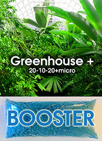 Tropical Greenhouse Plus - Plant Booster  Click to see full-size image