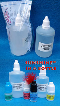SUNSHINE-E - plant booster, 100 ml