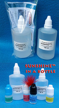 SUNSHINE-T - thermo-protection booster, 100 ml