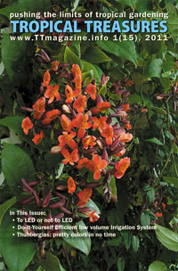 Tropical Treasures Magazine - 15 (1-2011) - PDF file download   Click to see full-size image
